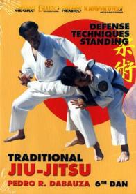 DVD: DABAUZA - JJ DEFENSE TECHNIQUES STANDING (384)