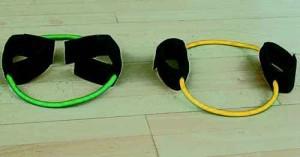 Ancle-Tube grün