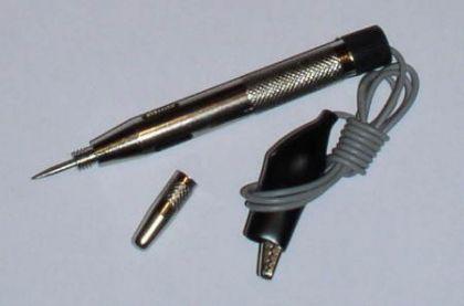 Ersatzlampe für Autolichprüfer Prüflampe 6 - 24 Volt - Vorschau