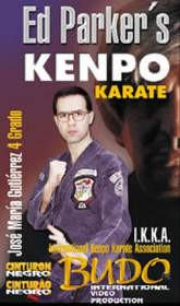 DVD: GUTIERREZ - ED PARKER'S KENPO KARATE (341)