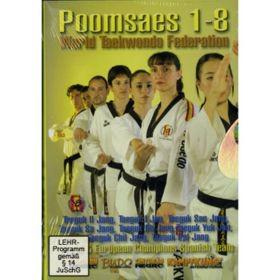 DVD DI WTF:POOMSAES 1-8 (466)