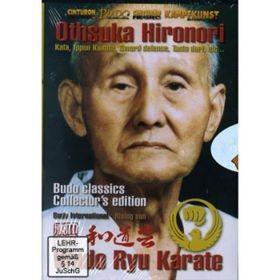 DVD DI HIRONORI: WADO RYU KARATE (484)