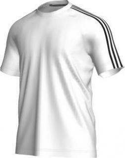 adidas T-Shirt weiß - Vorschau 1