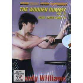 DVD DI WILLIAMS: WING CHUN WOODEN DUMMY IV (499)