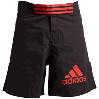 adidas Shorts schwarz/rot - Vorschau 1