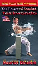 DVD: ELMALEM - THE POWER OF COMBAT TAEKWONDO (138)