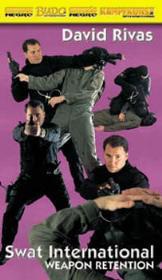 DVD: RIVAS - SWAT INTERNATIONAL WEAPON RETENTION (250) - Vorschau