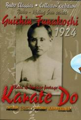 DVD: FUNAKOSHI - KARATE DO KATA & VINTAGE FOOTAGE (435)
