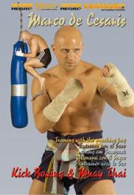 DVD: DE CESARIS - KICK BOXING & MUAY THAI (186)