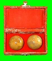 Marmor Qi Gong Kugeln