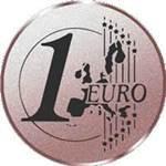 Emblem Euro, 50mm Durchmesser - Vorschau 1