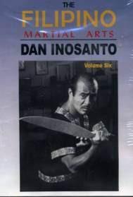 DVD: DAN INOSANTO - THE FILIPINO MARTIAL ARTS VOL. 6 (445)