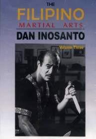 DVD: DAN INOSANTO - THE FILIPINO MARTIAL ARTS VOL. 3 (442)