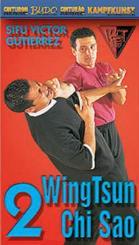 DVD: GUTIERREZ - WING TSUN CHI SAO VOL. 2 (13) - Vorschau