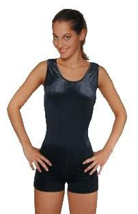 Catsuit, Farbe feuer, Gr. S 4