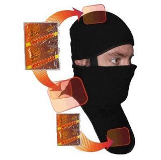 Kopfmaske mit Wärmer - Vorschau 1