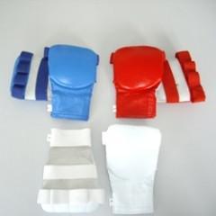Faustschützer / Handschutz weiß - Vorschau 1
