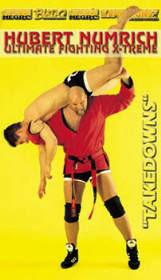 DVD: NUMRICH - TAKEDOWNS (252)
