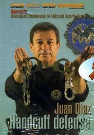 DVD:DIAZ - HANDCUFF DEFENSE (386)