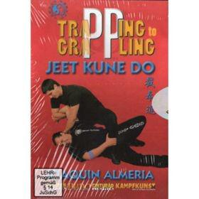 DVD DI ALMERIA: JKD - TRAPPING TO GRAPPLING (509) - Vorschau