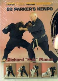 DVD: PLANAS - ED PARKER'S KENPO (395)