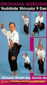 DVD: SHINZATO - OKINAWA SHORIN RYU KARATE-DO (267)