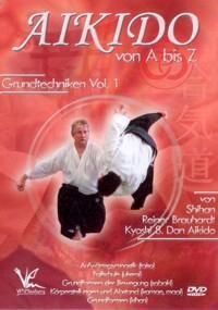 Aikido von A bis Z Grundtechniken Vol. 1 - Vorschau