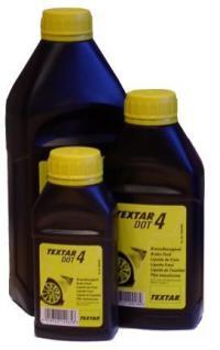 Qualitäts-Bremsflüssigkeit Textar 1000 ml, DOT 4 - Vorschau