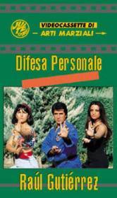 DVD:GUTIERREZ - FRAUEN SELBSTVERTEIDIGUNG (310)