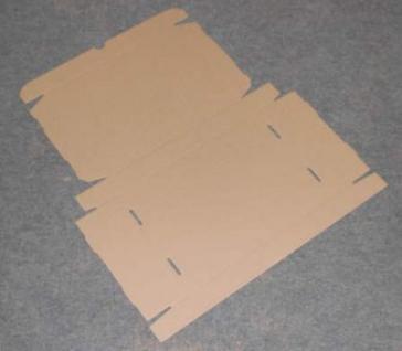 20 Stück Versandkarton ca. 160 x 113 x 42 mm, 1wellig, Maxibrief