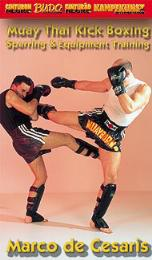 DVD: DE CESARIS - SPARRING & EQUIPMENT TRAINING (44) - Vorschau