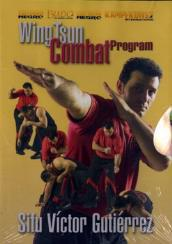 DVD: GUTIERREZ - WINGTSUN COMBAT PROGRAM (385)