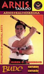 DVD: TANSINGCO - ARNIS+KALI+ESKRIMA (207)
