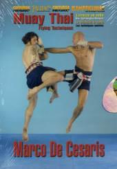 DVD: DE CESARIS - MUAY THAI SPRUNGTECHNIKEN (428)