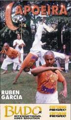 DVD: GARCIA - CAPOEIRA - BASIC TECHNIQUES (314)
