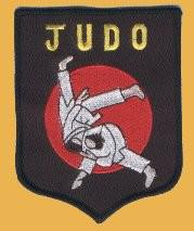Aufnäher Judo