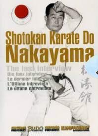 DVD: NAKAYAMA - SHOTOKAN KARATE DO (449) - Vorschau
