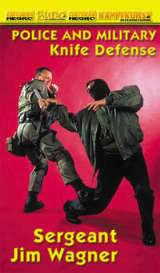 DVD: WAGNER - POLICE AND MILITARY KNIFE DEFENSE (224)