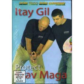 DVD DI ITAY: PROTECT KRAV MAGA (479) - Vorschau