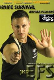 DVD: PULITANO - JKD EFS KNIFE SURVIVAL (231)
