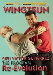 DVD: GUTIERREZ - RE-EVOLUTION WINGTSUN VOL. 2 (316) - Vorschau
