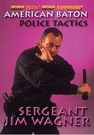DVD: WAGNER - AMERICAN BATON POLICE TACTICS (318)