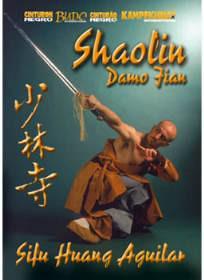 DVD: AGUILAR - SHAOLIN DAMO JIAN (324) - Vorschau