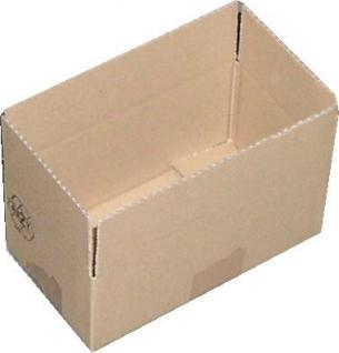10 Stück Versandkarton 215 x 120 x 85 mm, 1wellig - Vorschau 1