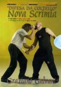 DVD: GALVANI - NOVA SCRIMIA VERTEIDIGUNG MIT DEM MESSER(388) - Vorschau
