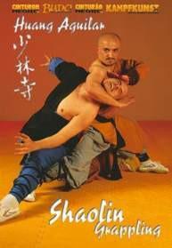 DVD: AGUILAR - SHAOLIN GRAPPLING (70)
