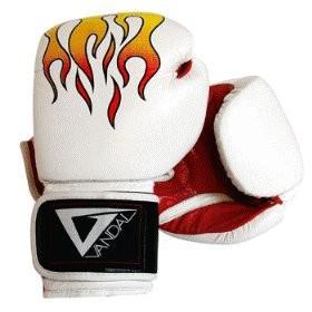 Wettkampfboxhandschuhe Vandal Flame 10 OZ