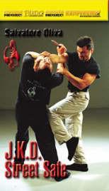 DVD: OLIVA - J.K.D. STREET SAFE (33)