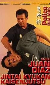 DVD: DIAZ - KAISENJUTSU POLICE DIM MAK (74)