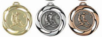 Medaille Fussball